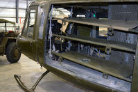 72-21508 @ KPUB - Patient cots-Weisbrod Aviation Museum - by Ronald Barker