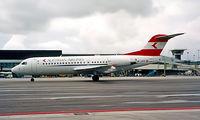 OE-LFP @ LOWW - Fokker F-70 [11560] (Austrian Airlines) Vienna-Schwechat~OE 14/05/1999