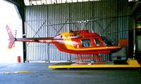 HB-XSM @ LSZB - Agusta-Bell AB.206B Jet Ranger II [8550] Bern Belp~HB 12/08/1997