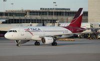 N990TA @ KIAD - Airbus A319