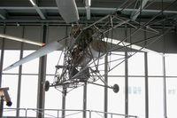 F-WFDQ @ LFPB - SNCASE SE 3101 n° 01, Air & Space Museum Paris-Le Bourget (LFPB) - by Yves-Q
