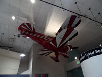 N11DR - On display @ the National Air and Space Museum - by Arthur Tanyel