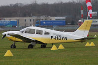 F-HDYN @ LFPL - Parked