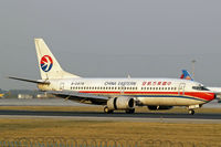 B-2979 @ ZBAA - Boeing 737-36N [28562] (China Eastern Airlines) Bejing~B 17/10/2006 - by Ray Barber