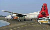PK-LTQ @ WIHH - Fokker F-27-500 Friendship [10389] (GT Air) Jakarta-Halim Perdanakusuma Int~PK 25/10/2006
