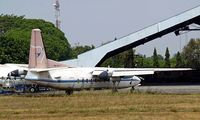 PK-YYA @ WIIP - Fokker F-27-600 Friendship [10441] (Asia Avia Megatama) Jakarta-Pondok Cabe~PK 25/10/2006