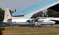 PK-YYC @ WIIP - Fokker F-27-600 Friendship [10458] (Asia Avia Megatama) Pondok Cabe~PK 25/10/2006