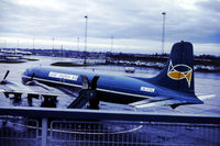LN-FOL @ EKCH - LN-FOL in CPH in the late 60's - by Erik Oxtorp