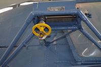 148002 @ KPUB - Hoist - Weisbrod Aircraft Museum - by Ronald Barker