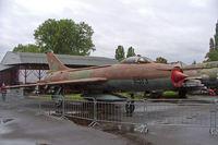 6513 @ LKKB - Sukhoi Su-7BKL [6511] (Czech Air Force) Prague-Kbely~OK 08/09/2007 - by Ray Barber