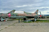 1016 @ LKVY - Sukhoi Su-7UM [1016] (Czech Air Force) Vyskov~OK 09/09/2007 - by Ray Barber