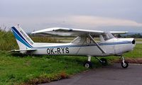 OK-RYS @ LKMT - Cessna 152  [152-82262] Ostrava-Mosnov~OK 10/09/2007