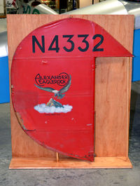 N4332 @ KPUB - Pueblo-Weisbrod Aircraft Museum - by Ronald Barker