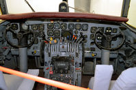 5794 @ KPUB - Cockpit-Weisbrod Aircraft Museum