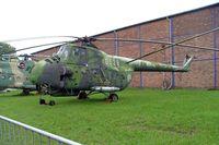 0538 @ LKKB - Mil Mi-4 Hound [20138] (Czech Air Force) Prague-Kbely~OK 08/09/2007 - by Ray Barber