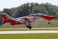 E25-78 @ LFMY - Take off