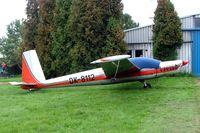 OK-8112 @ LKPJ - Aerotechnik L-13SW Vivat [880228] Prostejov~OK 10/09/2007