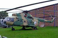 0313 @ LKKB - Mil Mi-8T Hip [0313] (Czech Air Force) Prague-Kbely~OK 08/09/2007 - by Ray Barber