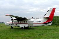 OM-SAB @ LKPJ - Let L-410MA Turbolet [750405] (Dubnica Air) Prostejov~OK 10/09/2007