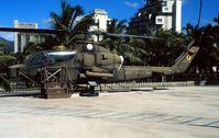 67-15796 - Displayed at Fort DeRussy, Honolulu. - by Alf Adams