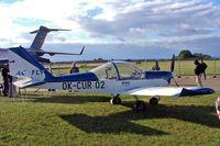 OK-CUR 02 @ LKTB - Aerotechnik P.220 ULR Koala [970007] Brno-Turany 09/09/2007