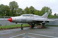 3166 @ LKKB - Mikoyan-Gurevich MiG-21UM Fishbed [516931066] (Czech Air Force) Prague-Kbely~OK 08/09/2007 - by Ray Barber