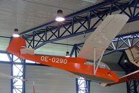OE-0290 @ LOAN - Scheibe Specht [108/54] Weiner Neustadt-Ost~OE 13/09/2007