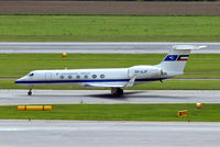 9K-AJF @ LOWW - Gulfstream G5 [573] (Kuwait Airways) Vienna-Schwechat~OE 12/09/2007 - by Ray Barber