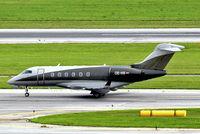 OE-HII @ LOWW - Bombardier Challenger 300 [20111] (Amira Air) Vienna-Schwechat~OE 12/09/2007