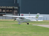 ZK-DPM @ NZTG - skydive operator out of Tauranga - by magnaman