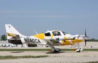 N240CA @ KOSH - Cessna LC41-550FG