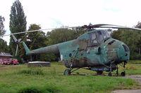 0599 @ LKVY - Mil Mi-4 Hound [0599] (Czech Air Force) Vyskov~OK 09/09/2007