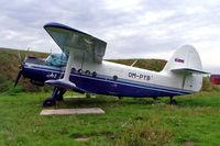OM-PYB @ LKPJ - Antonov An-2 [115747320] Prostejov~OK 10/09/2007