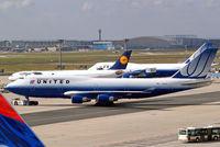 N199UA @ EDDF - Boeing 747-422 [28717] (United Airlines) Frankfurt~D 15/09/2007