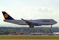 D-ABVW @ EDDF - Boeing 747-430 [29493] (Lufthansa) Frankfurt~D 15/09/2007