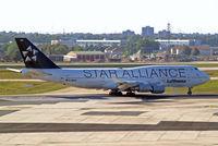 D-ABTH @ EDDF - Boeing 747-430 [25047] (Lufthansa) Frankfurt~D 15/09/2007