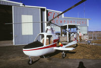 N4322G @ KUUU - McCullouch J-2 gyrocopter N4322G at Newport State Airport, Dec 12, 1971. - by Mike Boland