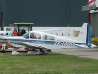 ZK-MRR @ NZTG - outside enjoying sun at tauranga - by magnaman