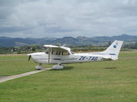 ZK-TAG @ NZTG - visiting from ardmore - by magnaman