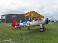 ZK-XAF @ NZTG - museum based pleasure flights - by magnaman