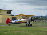 ZK-XAF @ NZTG - taxying out for pleasure flight - by magnaman