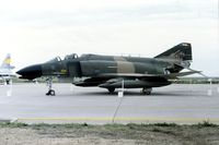 66-8788 @ CYMJ - Photo shows F-4D 66-8788 in 1983 when it was on display at the Saskatchewan Airshow at Canadian Forces Base Moose Jaw, Saskatchewan, Canada. - by Alf Adams