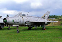 0104 @ LZPP - Mikoyan-Gurevich MiG-21F-13 Fishbed [460104] (Slovak Air Force) Piestany~OM 11/09/2007. Still in Czech Air Force marks.