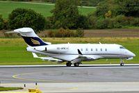OE-HPK @ LOWW - Bombardier Challenger 300 [20004] Vienna-Schwechat~OE 13/09/2007