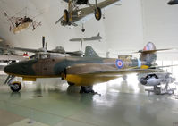 DG202 - Preserved inside London - RAF Hendon Museum - by Shunn311