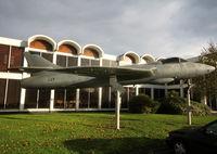 853 - Preserved inside London - RAF Hendon Museum - by Shunn311