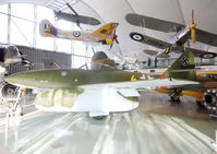 112372 - Preserved inside London - RAF Hendon Museum - by Shunn311