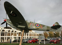 BAPC206 - Preserved inside London - RAF Hendon Museum - by Shunn311