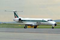 I-EXMM @ LOWW - Embraer ERJ-145LR [145738] (Alitalia Express) Vienna-Schwechat~OE 13/09/2007