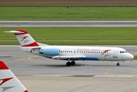 OE-LFQ @ LOWW - Fokker F-70 [11568] (Austrian Arrows) Vienna-Schwechat~OE 12/09/2007